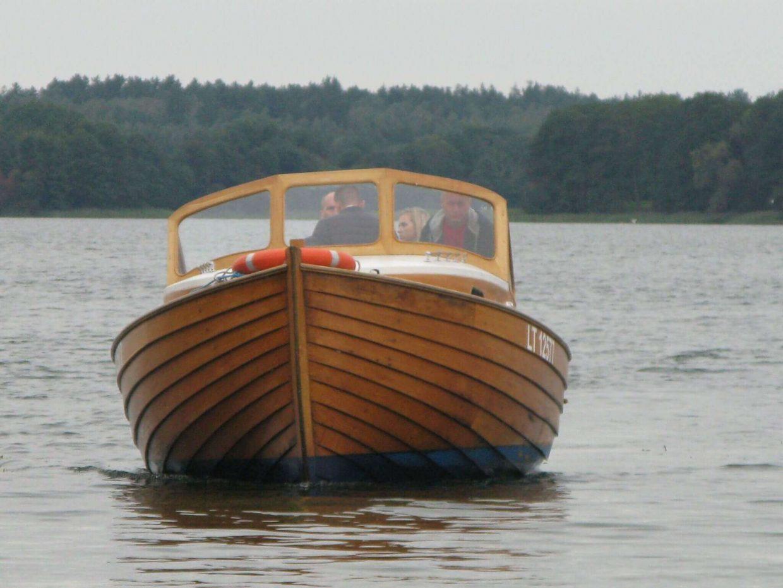 pramoginio laivo nuoma aukstaitijoje